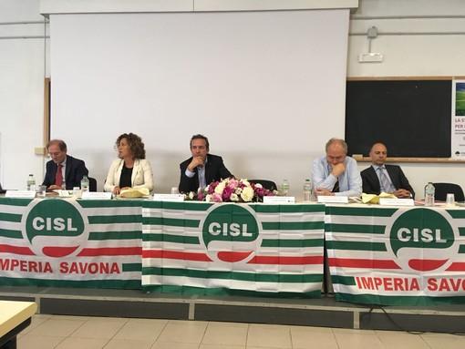 """Savona, convegno su infrastrutture e mobilità sostenibile, Bosio (CISL): """"Insieme possiamo rendere competitivo il territorio"""""""