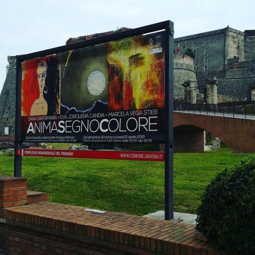 """A Savona, dal 31 marzo al 15 aprile, la mostra """"Anima, Segno, Colore"""""""