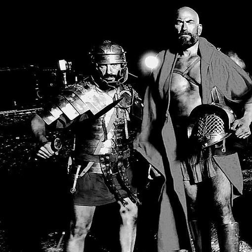 """Dario Rigliaco e Andrea Grifoni: da """"Game of Kings"""" allo spot Rai per il Festival del Cinema di Roma"""