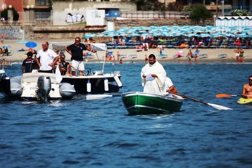 """""""Incontro in mare"""": benedizione delle barche a Savona"""