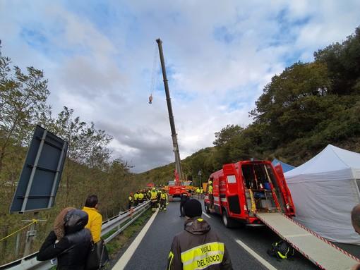 """Sopralluogo di Sergio Battelli (M5s) sul viadotto crollato: """"Chiederemo attivazione fondo emergenze europee"""""""