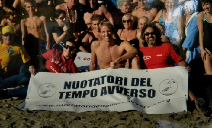 Settimana blu tra convegni ed eventi per l'associazione Nuotatori Del Tempo Avverso