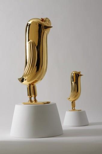 """Albissola Marina, inaugurazione della mostra di ceramiche """"Albisola e Designer per la casa dell'uomo"""""""