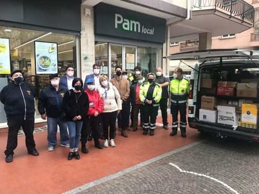 """""""Doniamo la spesa"""": dal Lions Club Albenga Host un aiuto ai cittadini meno abbienti"""