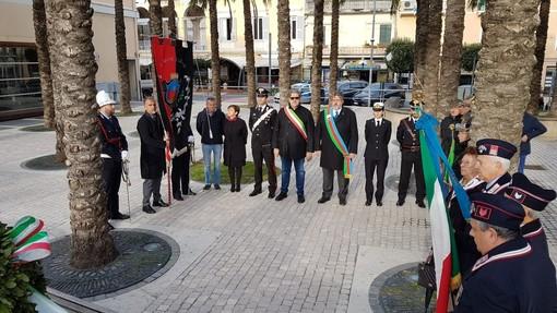 Loano onora i Caduti di Nassiriya a 16 anni dal drammatico attentato in Iraq