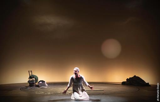 Monica Guerritore porta Bertolt Brecht al Festival Teatrale di Verezzi