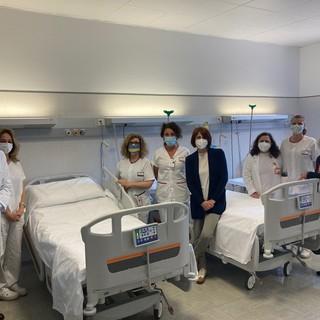 """Ospedale San Paolo, 6 nuovi letti per il reparto di Oncologia in dono dall'Associazione """"P. Biancucci"""""""