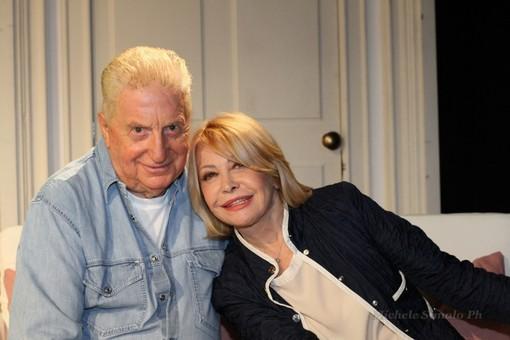 Loano, martedì spettacolo con Gianfranco D'Angelo e Paola Quattrini