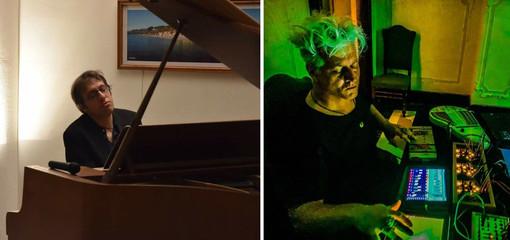 Il duo genovese Luppi Musso/Bertoli in concerto alla Casa dei Circoli di Ceriale