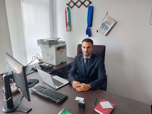 Nella foto il nuovo Sostituto Procuratore della Repubblica, il Pm Luca Traversa. In allegato i giudice Giovanni Maria Sacchi e l'ingresso del casellario giudiziale spostato al primo piano