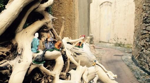 Presepi a Verezzi: oltre 50 rappresentazioni realizzate nelle quattro borgate