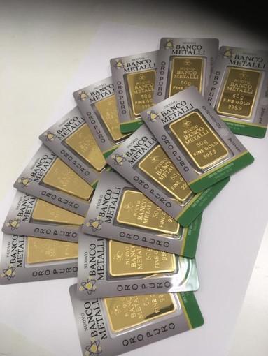 A Natale regalate oro da investimento, monete o lingotti e difficilmente lascerete insoddisfatto chi li riceverà