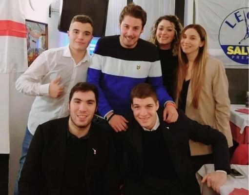 Lega Giovani Savona, Andrea Frigerio nuovo commissario provinciale