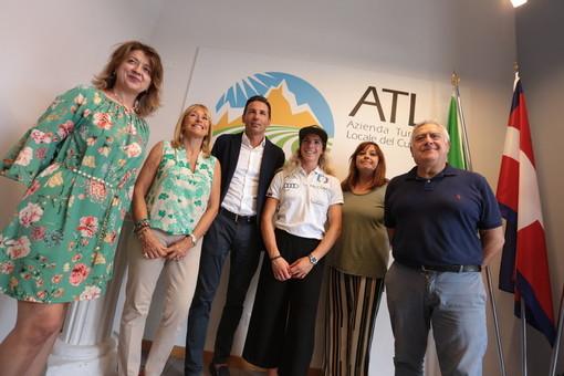 Marta Bassino è la nuova testimonial per la promozione turistica del cuneese