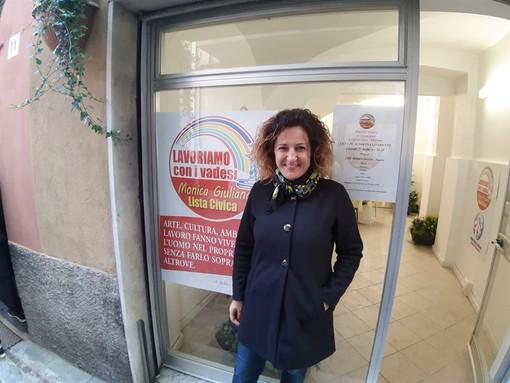 """Vado, insulti nel 2014 al sindaco Giuliano. La prima cittadina in Tribunale: """"Attacchi pesanti che mi hanno spaventato"""""""