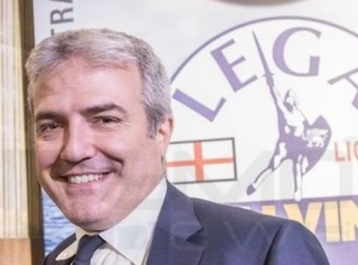 Cairo, il candidato della Lega alle europee Marco Campomenosi incontra i cittadini della Val Bormida