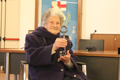 Andora: addio a Maria Gandolfo, la custode della chiesa dei Santi Giacomo e Filippo