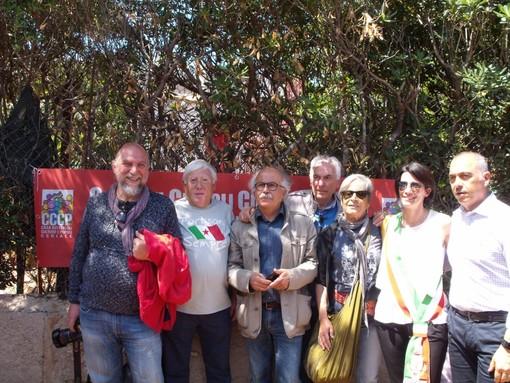 Nella galleria fotografica: alcuni momenti della trasferta in Sicilia della delegazione cerialese