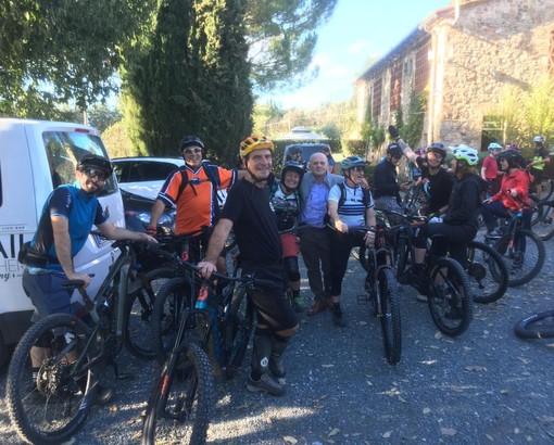 Il Consorzio per la Promozione Turistica e la Tutela del Territorio Finalese presente al Bike Tourism Educational a Massa Vecchia