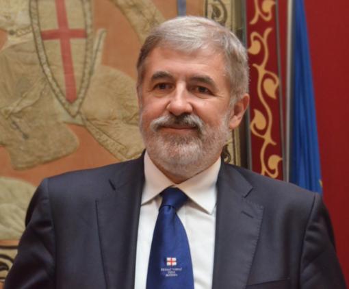 """Il sindaco di Genova Marco Bucci sarà premiato ad Albenga come """"Ligure Illustre"""""""