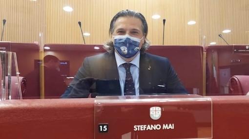 """Stefano Mai (Lega): """"Si riparte sempre più vicini ai liguri. Ce la metteremo tutta"""""""