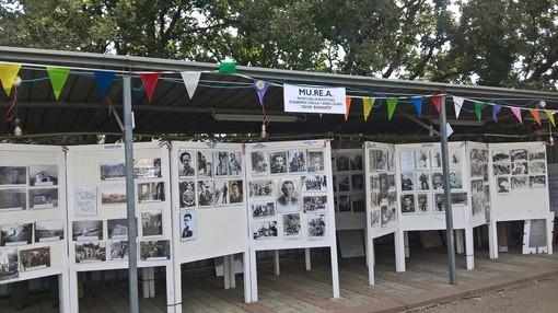 Successo per la mostra fotografica sulla Resistenza a Salea d'Albenga