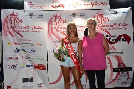 "Loano: a Martina Maura la corona di ""Miss Bagni Florida"" 2021"