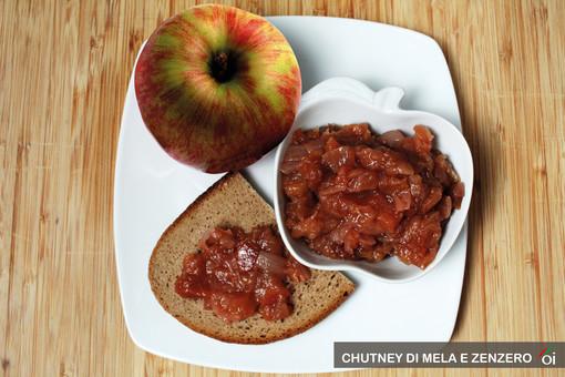MercoledìVeg di Ortofruit: oggi prepariamo Chutney di mela e zenzero
