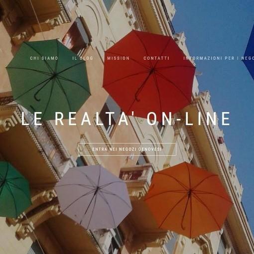 Modagenovaroma: un nuovo portale di shopping territoriale e non solo