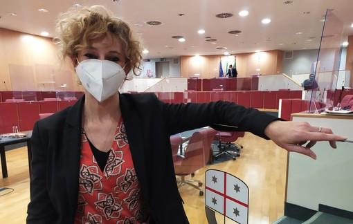 """Mabel Riolfo (Lega): """"Sia ripristinato il Thello o spostarsi nel ponente sarà sempre più un incubo"""""""