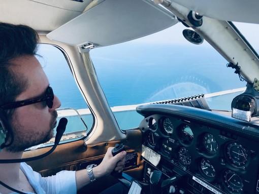 Nuovi piloti all'Aero Club di Genova