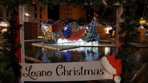 Loano Christmas, nei Giardini San Josemaria Escrivà il mercatino di Natale con animazione di Vecchia Loano