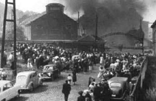 8 agosto 1956: La tragedia di Marcinelle