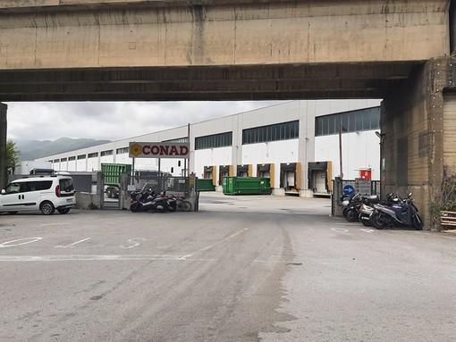 """Quiliano, spostamento magazzino Conad a Fossano, il sindaco: """"Prioritario mantenimento posto di lavoro, azienda non si sposti da un'altra parte"""""""