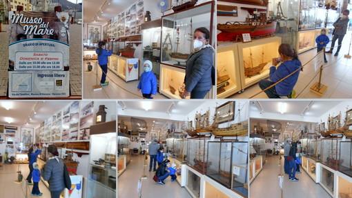 Varazze, chiude temporaneamente il Museo del Mare fino al 14 novembre