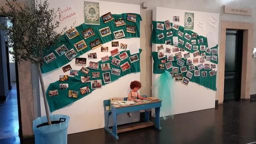 In Sala del Mosaico la mostra che ripercorre i 150 anni di storia delle Figlie della Misericordia Rossello a Loano