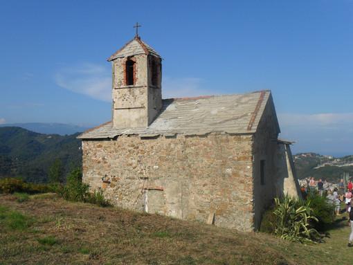 La chiesetta della Madonna degli Angeli