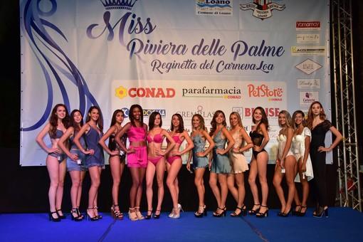 """A Loano la finale di """"Miss Riviera delle Palme e Reginetta del CarnevaLoa"""""""