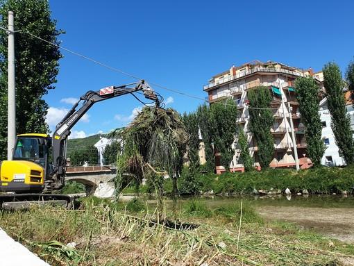 Pietra Ligure, pulizia del torrente Maremola: al via un importante intervento di prevenzione dai rischi alluvionali