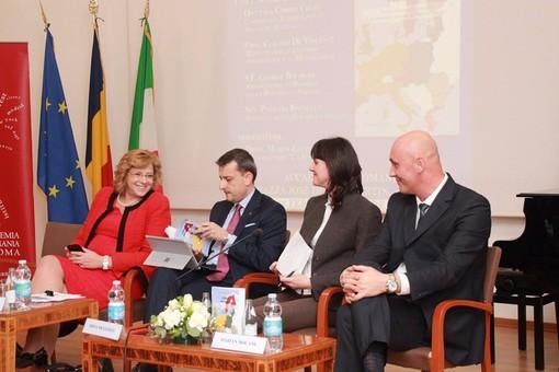 All'Accademia di Romania in Roma si parla di fratellanza italoromena