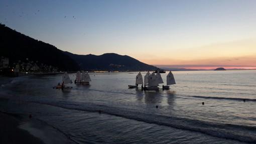 Laigueglia: successo per il corso di vela dell'Associazione Sportiva Aquilia