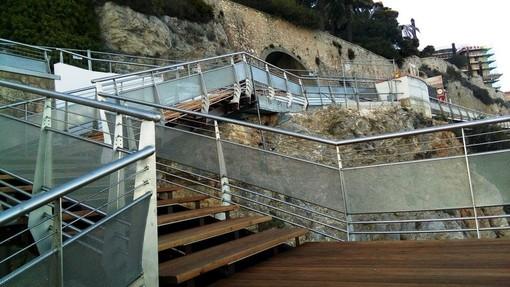 Borghetto Santo Spirito: riaperti lo stadio comunale e la passerella per Ceriale