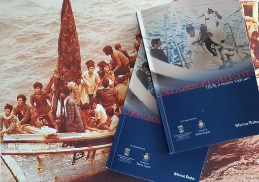 """Pietra Ligure, sul Pontile 'Marinai d'Italia' la presentazione di """"Non avevamo vent'anni - 1979, il nostro Vietnam"""" di Marco Roba"""