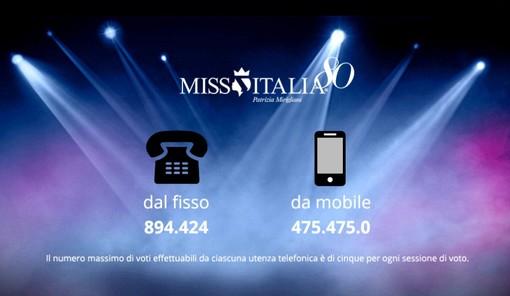 Televotiamo le nostre concorrenti liguri e riportiamo lo scettro di Miss Italia in Liguria