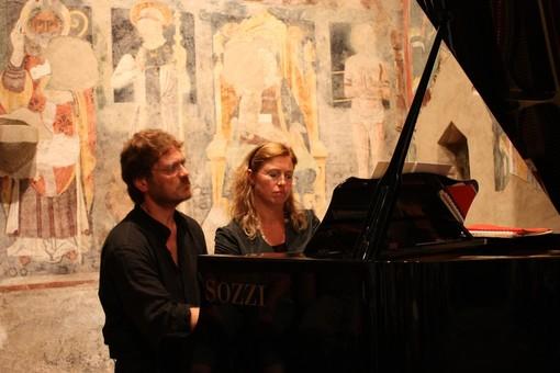 """Savona, il Duo Nicora-Baroffio ai """"Pomeriggi della Mozart"""""""