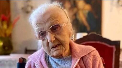 """Nonna Maria, 95enne genovese che ha battuto il Covid. Toti: """"Notizia che ci dà speranza e voglia di lottare ancora di più"""""""