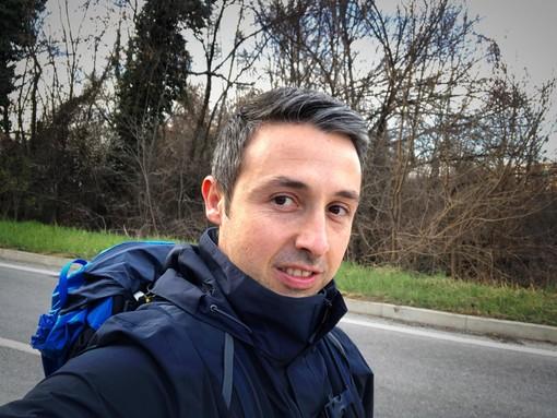 Il viaggio di Marco Togni per AISM giovedì 28 novembre farà tappa a Savona