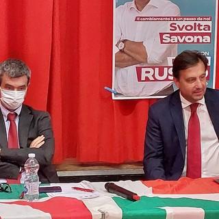 """Savona, il Ministro Orlando a sostegno di Russo in mezzo ai lavoratori: """"Scelta giusta mettere il lavoro alla fine della campagna elettorale"""" (FOTO e VIDEO)"""
