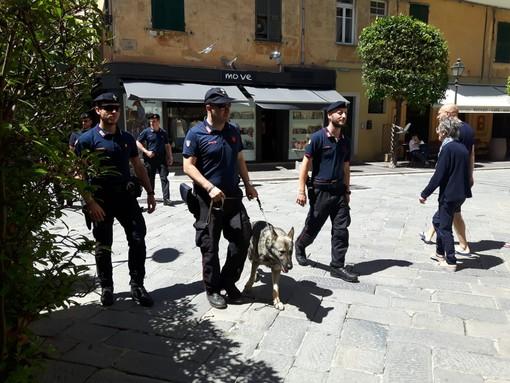 Operazione 'Periferie Sicure': controlli dei carabinieri ad Alassio e Laigueglia (FOTO)