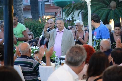 Auguri a Renato Pozzetto che nell'estate del 2015 infiammò il Florida di Loano